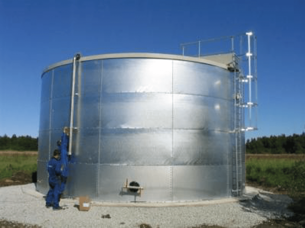 Sprinkler Tank Installation Service