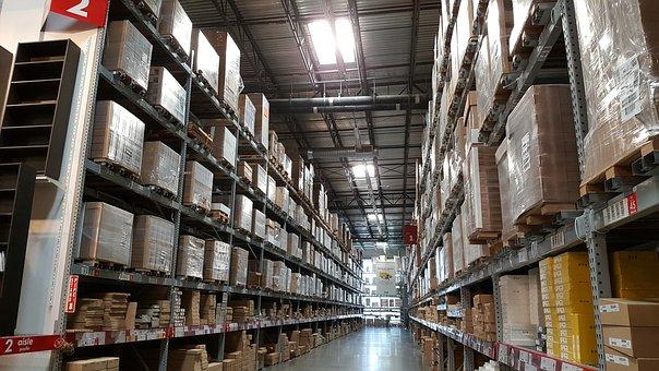 Supermarket Warehousing