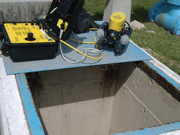 Sprinkler Tank Inspection Service