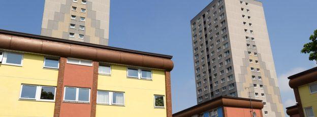 Scunthorpe flats
