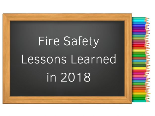 fire safety lessons